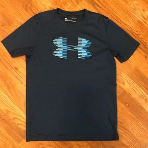 Under Armour Heatgear shirt, YLG Youth Large